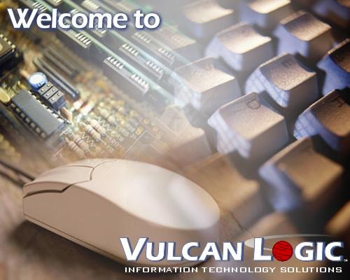 Welcome to Vulcan Logic -- Your one-stop computing solutions center